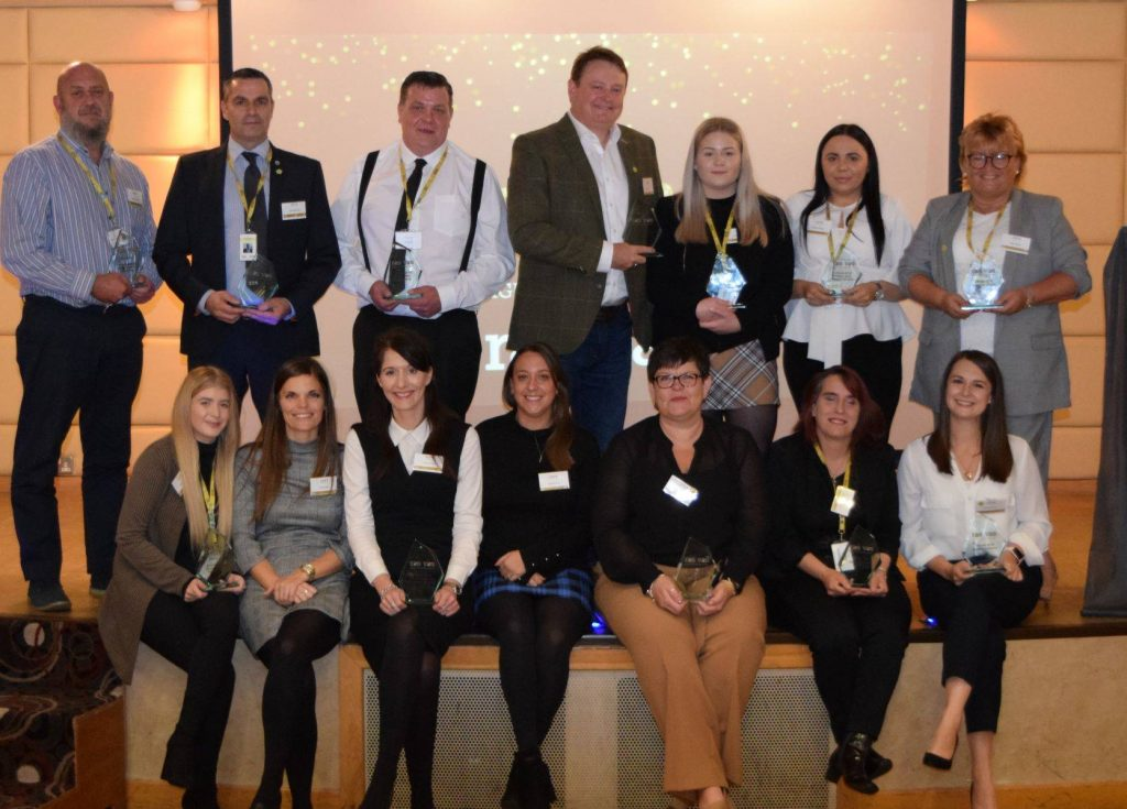 Asset Solutions Group Colleague Recognition Awards 2019
